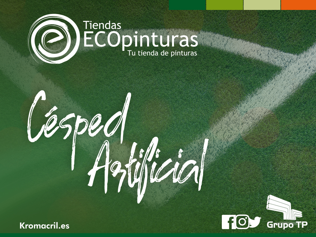 ECOpinturas Cesped Artificial