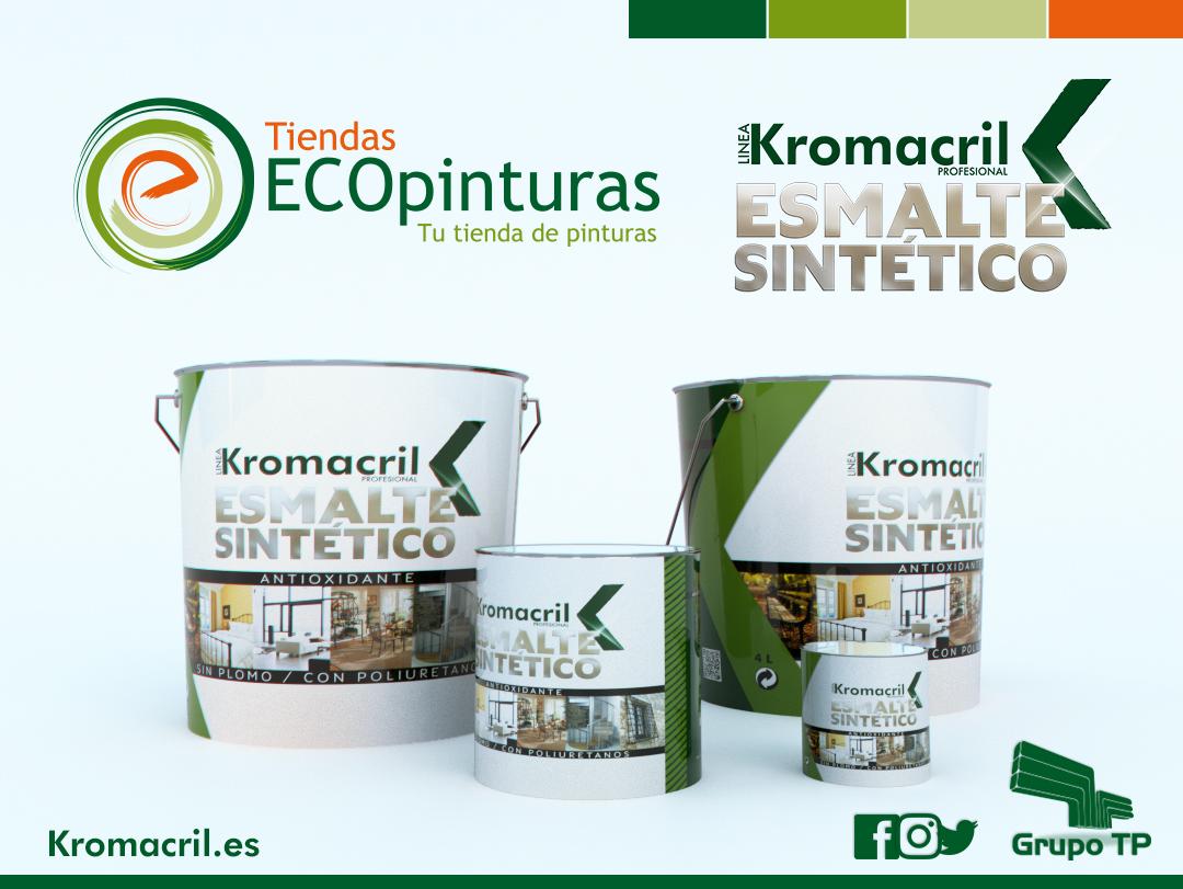 Kromacril Esmalte Sintético